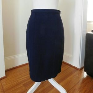 Authentic Chanel Pencil Skirt
